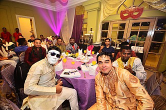 Bollywood Masquerade Night