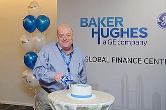 Baker Hughes 21st Floor Opening