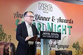 NSG Safari Annual Dinner
